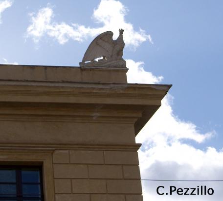Aquila del Palazzo delle Aquile (Palazzo del Comune)